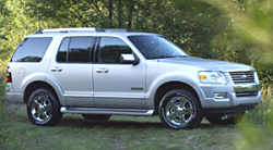 2006 Ford Explorer XLT - 3 seats, leather